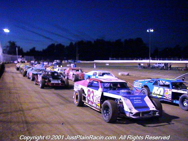 Portland (Rose City) Speedway Stock Car Racing