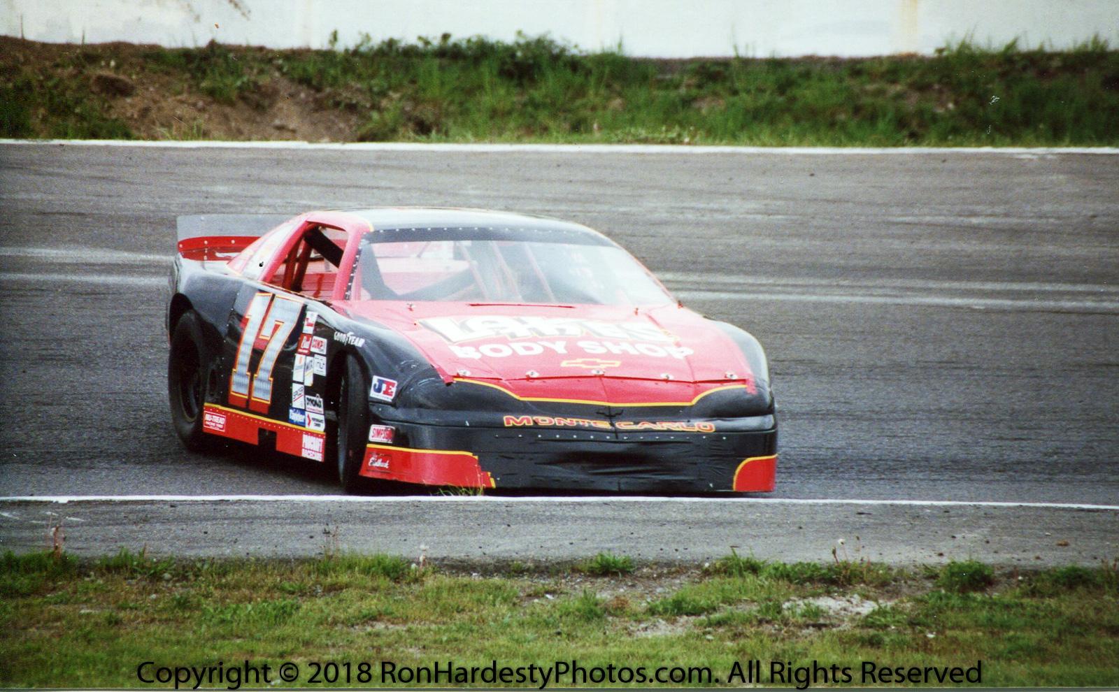 Driver Kurt Meyer
