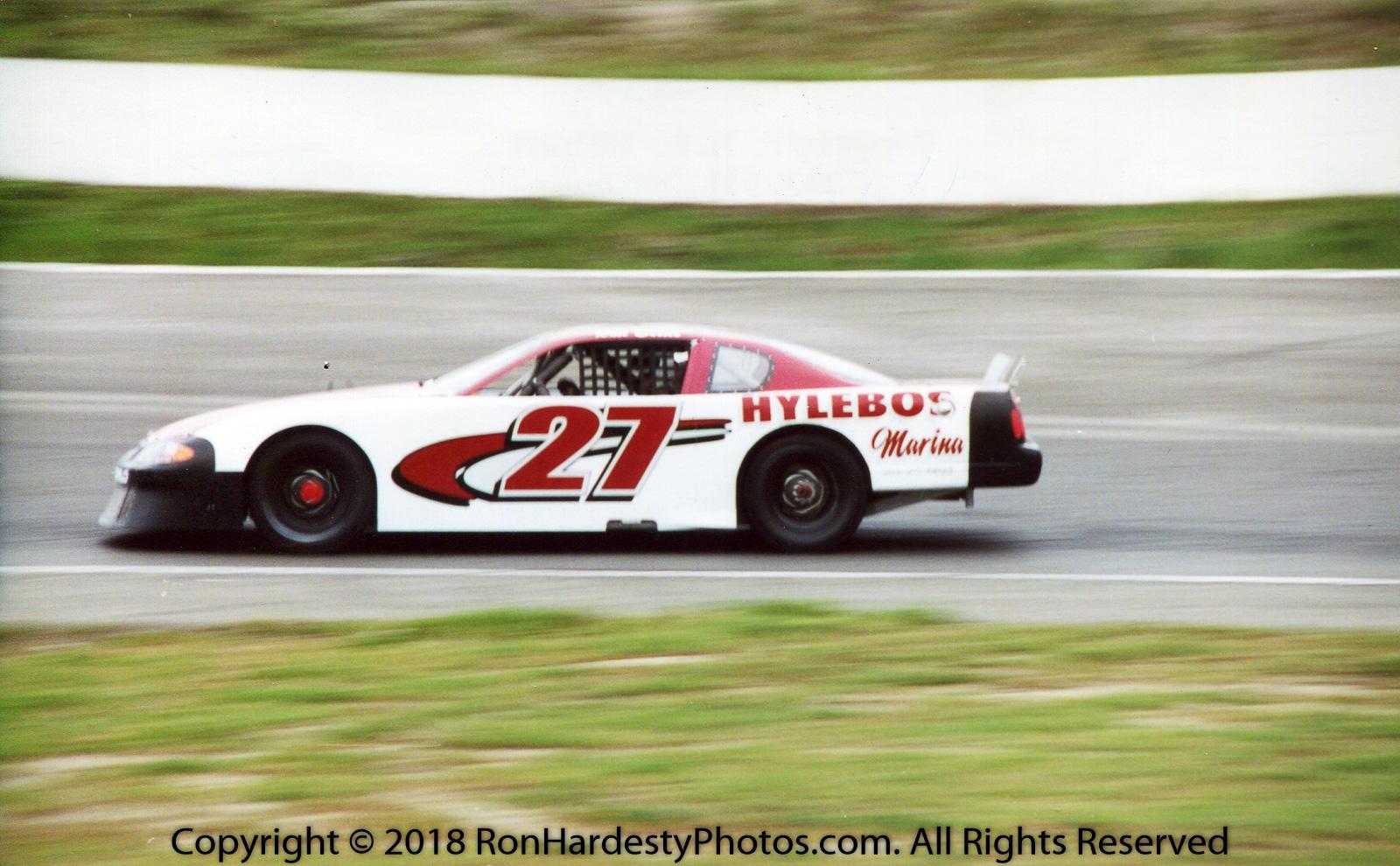 Driver Ron Oline