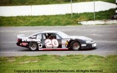 Driver Wilbur Bruce