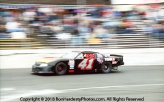 Driver Kevin Carver