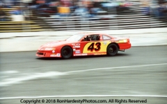 Driver Ron Wolf