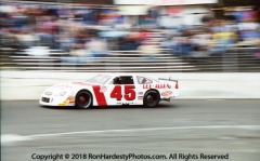 Driver Jeff Ford