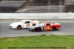Drivers Mike Sauls & Mike Hayatsu