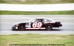 Driver Jim Johnson