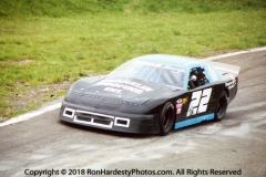Driver Mitch Franklin