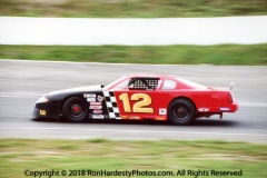 Driver Mike Sands