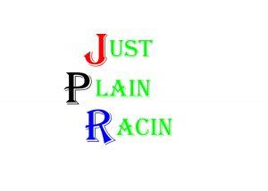 JustPlainRacin.com Logo